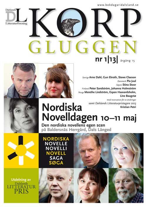 Korpgluggen nr 1 2013