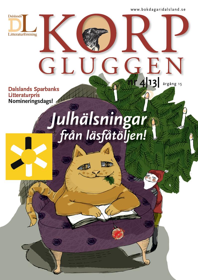 Korpgluggen nr 4 2013