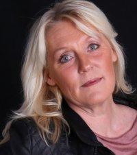 Bente Hjelm foto Ulf Holmgren