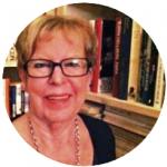 Anita K Alexanderson, huvudansvarig för Bokdagar i Dalsland