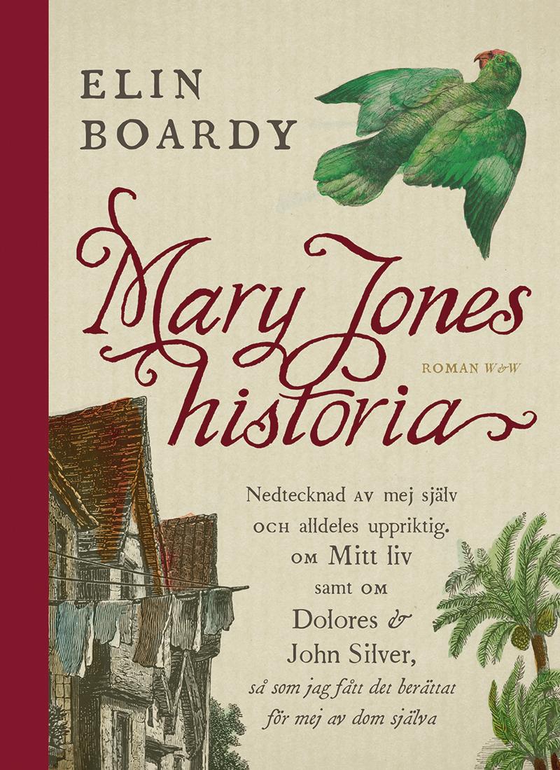 Elin Boardy Mary Jones historia