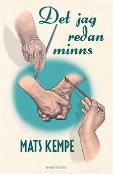 Mats Kempe omslag Det jag redan minns