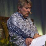 Lars Lerin scen Bokdagar 2015
