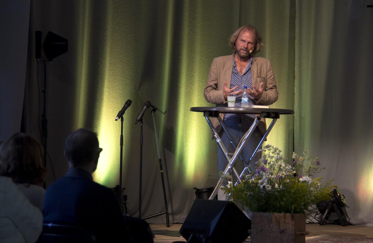 Hans Gunnarsson BID scen