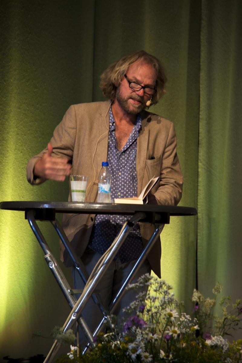 Hans Gunnarsson BIDscen