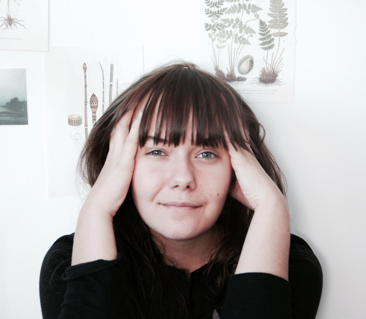 Dalslands Litteraturförenings Stora Skrivarstipendium 2015 tilldelas Sophie Forsgren